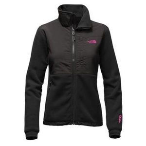 The North Face Pink Ribbon Breast Cancer Jacket L